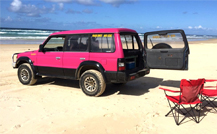 Fraser Island 4WD Hire